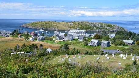 Monhegan Island, inspiration for some of America's best-known