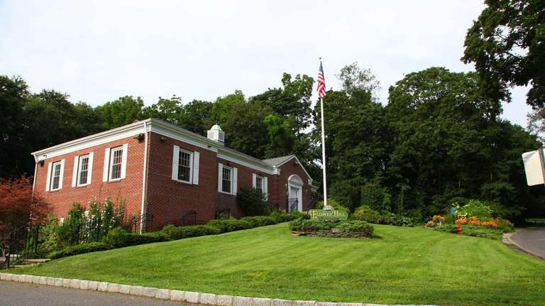 Flower Hill Village Hall on July 27, 2012.