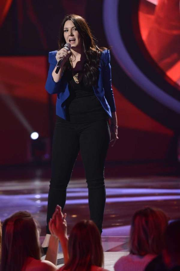 """American Idol"": Kree Harrison is the final girl"