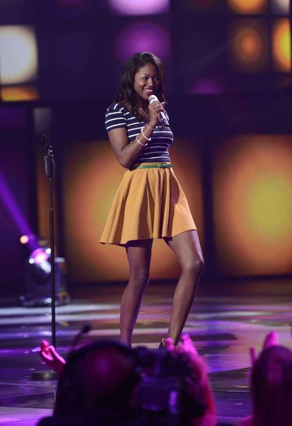"""American Idol"": Amber Holcomb is the fourth girl"