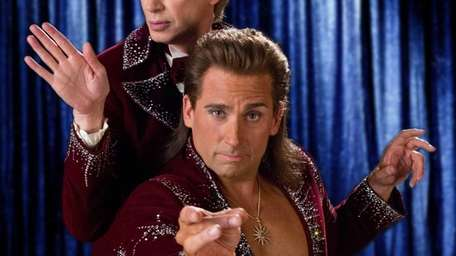 From left, Steve Buscemi as Anton Marvelton and