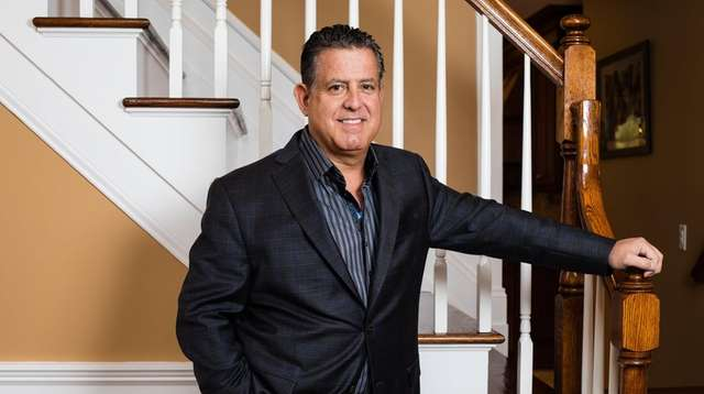 Sal Ferro, president and CEO of the Commack-based