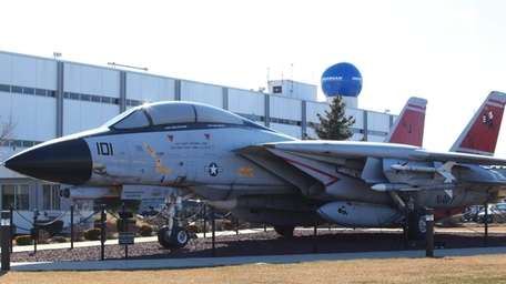 Northrop Grumman in Bethpage. (March 5, 2013)