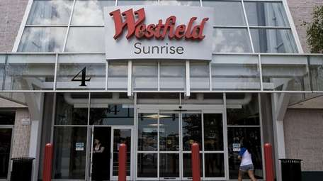 Sunrise Mall was rechristened Westfield Sunrise after its