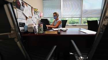 Long Island businesses say telecommuting required by the