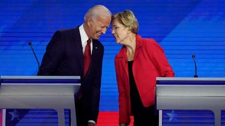 On Sept. 12, 2019, Democratic presidential candidates former