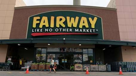 Fairway Market has a pending deal to sell