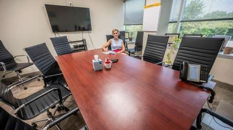 Christine Ippolito, founder of Compass Workforce Solutions in