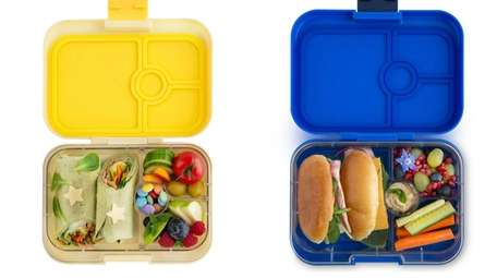 Lunchtime is made fun and easy with bento