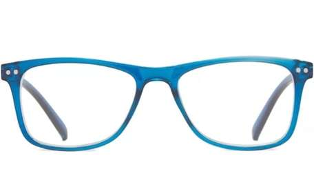 Lightweight kids' glasses offer zero magnification but powerful