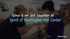 The Spirit of Huntington Art Center has resumed