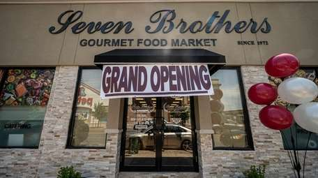 The family-owned grocery has moved to 2831 Long