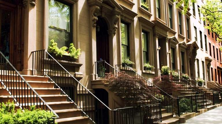 Many homes in the five boroughs of New