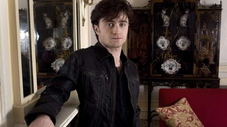 Daniel Radcliffe has gone from boy wizard to