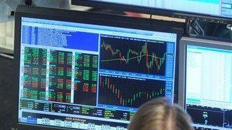 Vanessa Brocco of Lehman Brothers Market Makers works