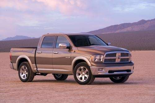 In most cars, including the 2008 Ram 1500,