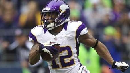 Percy Harvin would be dealt to Seattle.