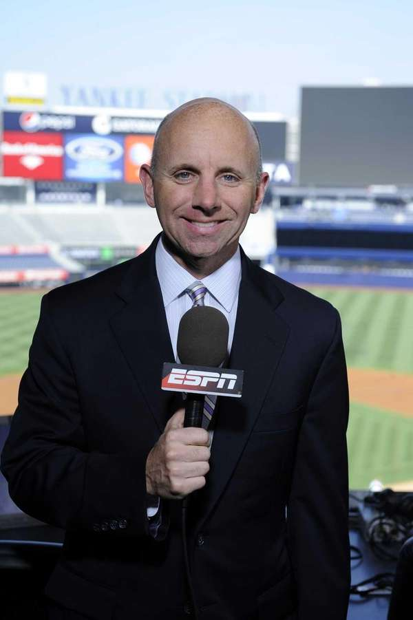 MLB commentator Sean McDonough. (April 25, 2011)