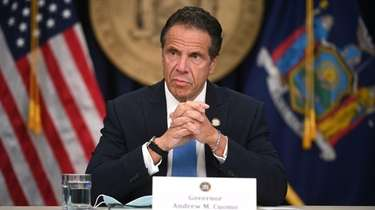 Gov. Andrew M. Cuomo said Monday that school