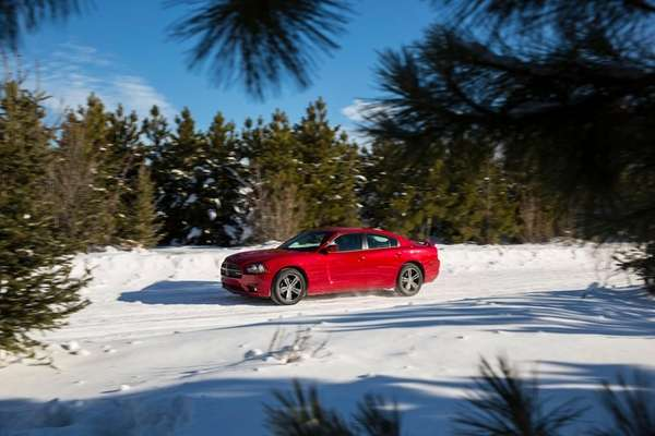 With or without all-wheel drive, the 2013 Dodge
