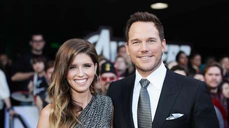 Katherine Schwarzenegger and husband Chris Pratt have welcomed