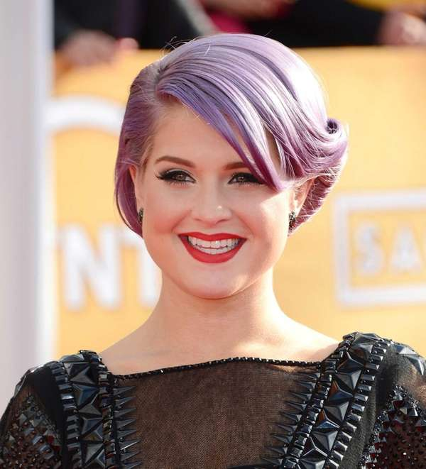 Kelly Osbourne attends the 19th Screen Actors Guild