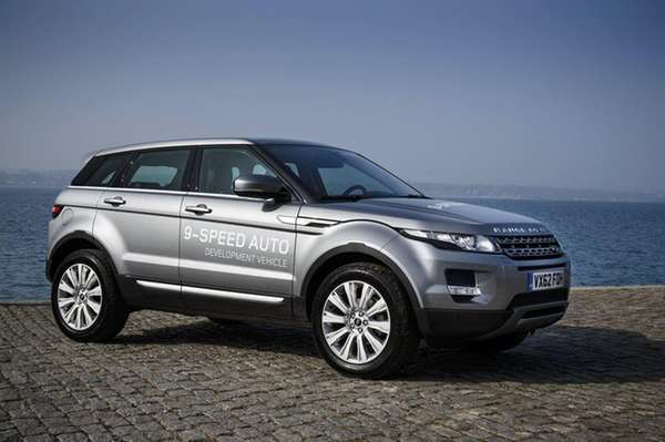 Land Rover announced the development of the world's