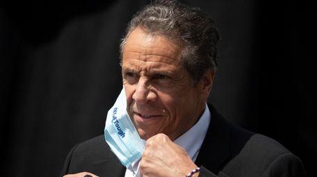 Gov. Andrew M. Cuomo said New York has