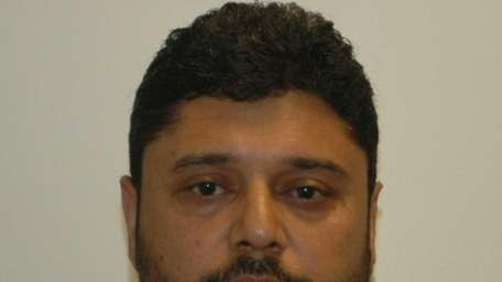 Ajay Choudhary, 38, of Levittown, the owner of