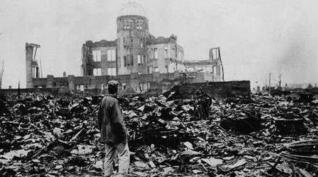 World War II, after the explosion of the
