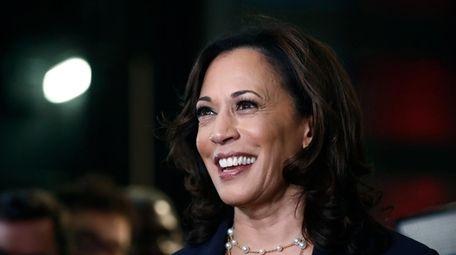 Sen. Kamala Harris, D-Calif. on June 27, 2019.