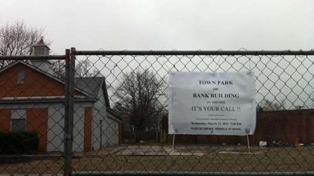 The future of a former Sunoco gas station