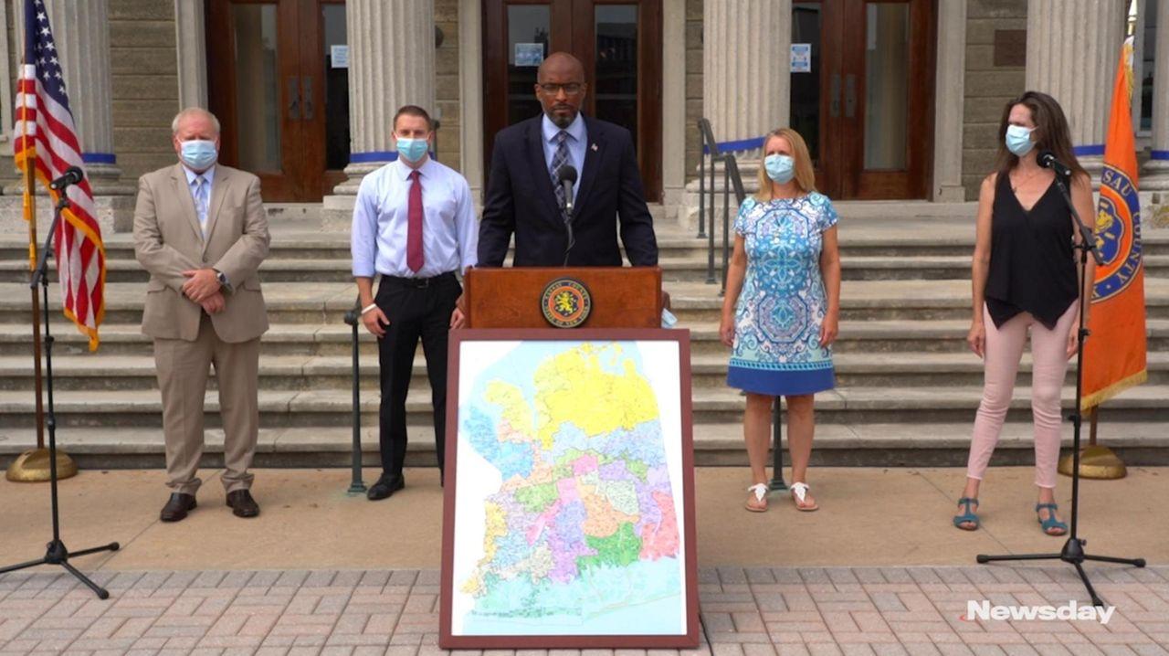On Wednesday, Nassau legislative Democrats filed legislation to