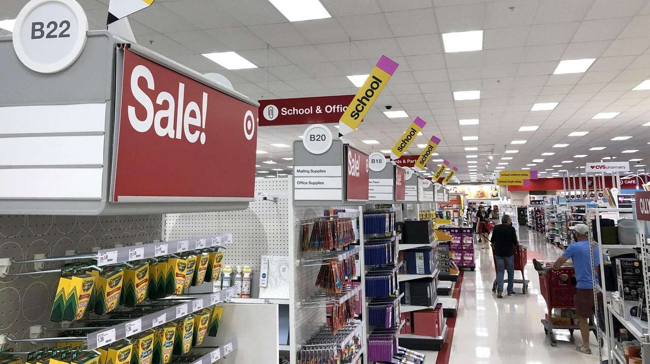Stretching back-to-school shopping budgets