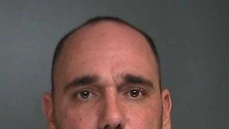 Anthony Capuano, 35, of Selden, was charged with