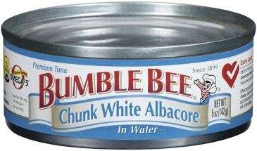 Bumble Bee Foods, LLC, has issued a voluntary
