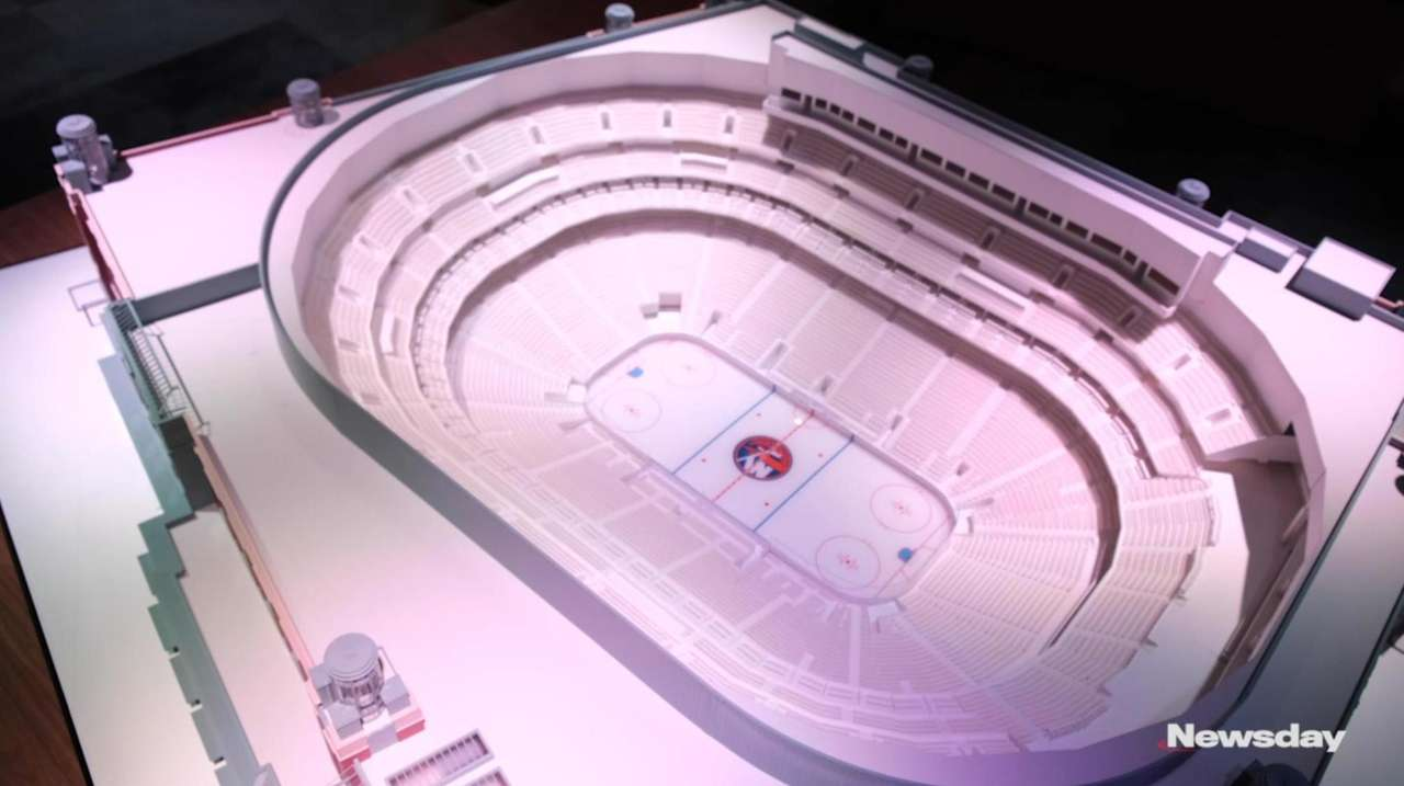 Islanders co-owner Jon Ledecky spoke on Wednesday about