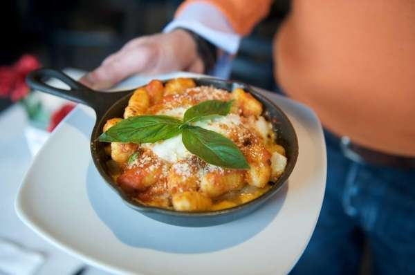 Red Tomato's pasta dishes, including gnocchi classico, are