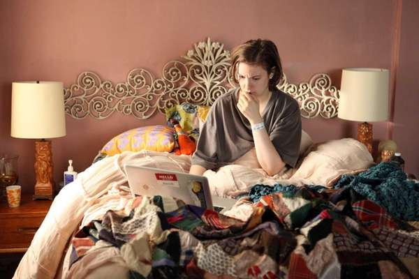 "Lena Dunham in ""Girls"" episode 20/season finale (season"