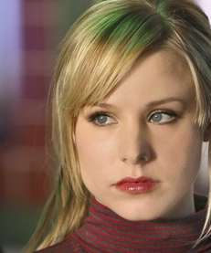 Kristen Bell starred as the title character of