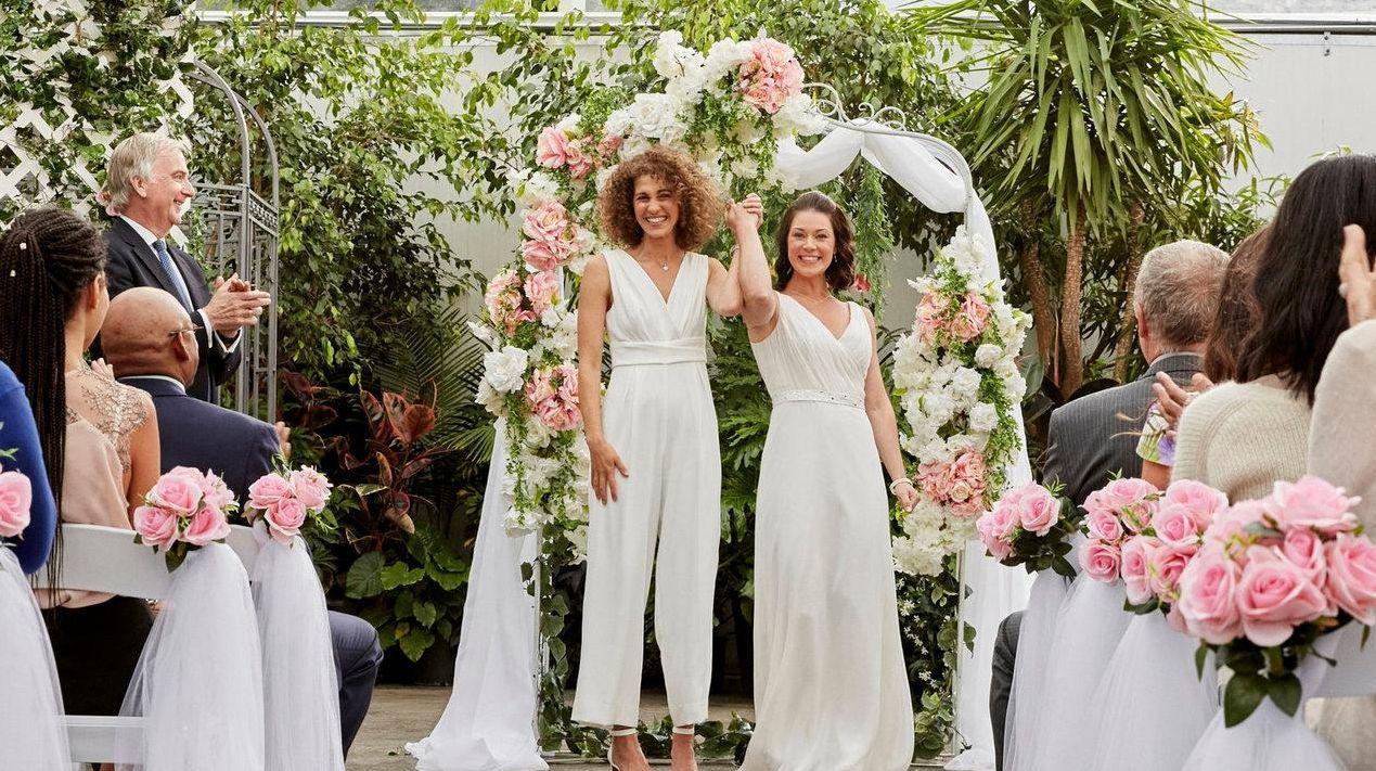 Hallmark Channel's TV movie will have same-sex wedding scene