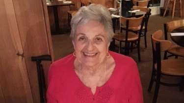 Frances Halfond, 94, died May 12 from the