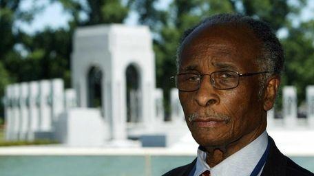 World War II veteran Leroy L. Ramsey, 90,