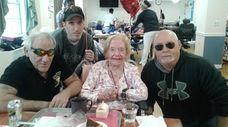 May Granito celebrates her 97th birthday in 2018