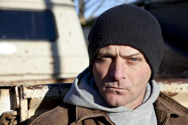 Daniel Lutz in the documentary film