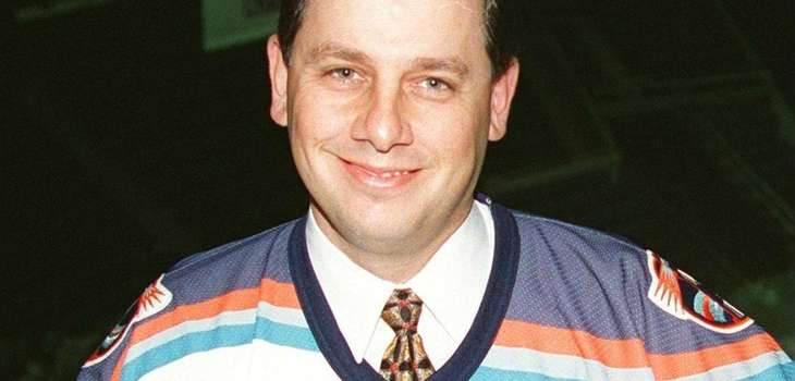 Former Islanders owner John Spano.