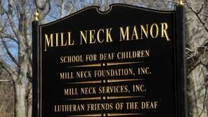 Mill Neck School for the Deaf allegedly overcharged
