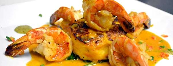 Mexi-shrimp is one dish on the menu at