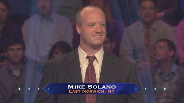 East Norwich resident Mike Solano, a sports broadcaster