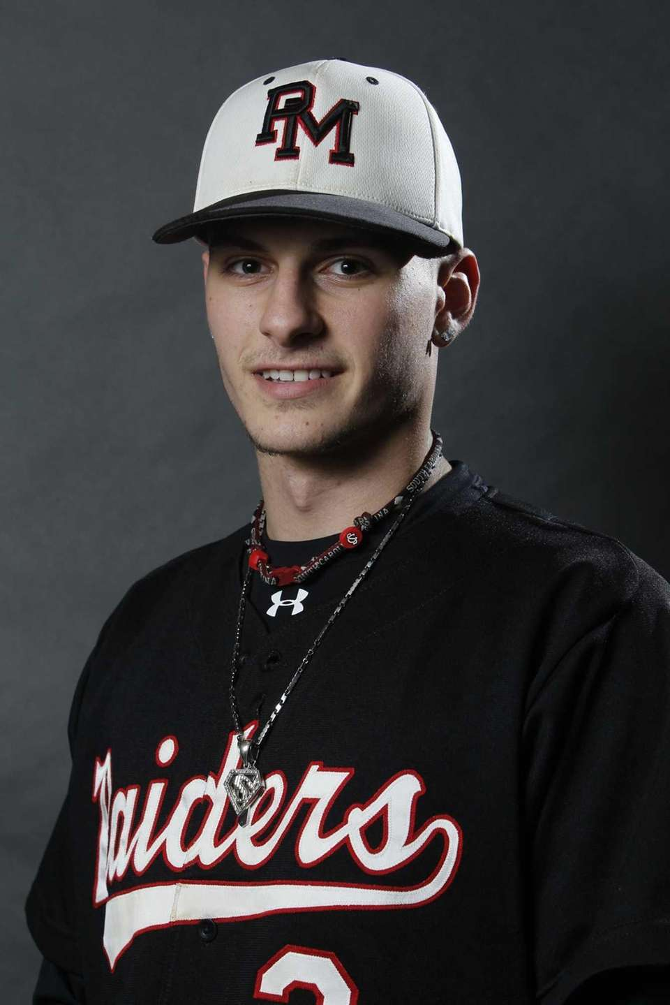MATT VOGEL Patchogue-Medford, SS/P, Sr. Two-time All-Suffolk selection